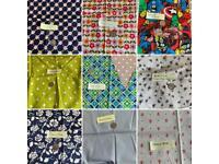 Fabric pieces £3 per piece