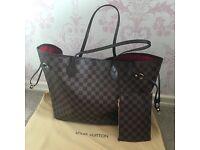 Louis Vuitton Neverfull bag MM