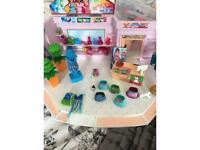 Play mobile shop set