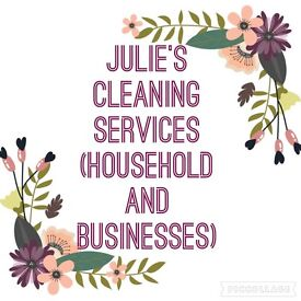 Julie the cleaner