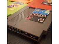 Custom Retro NES Cartridge Raspberry Pi Emulator Gaming Console
