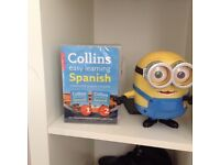 Learn spanish ( collins)