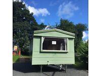 Static Caravan, **REDUCED COST**, Middlemuir Heights, Near Ayr