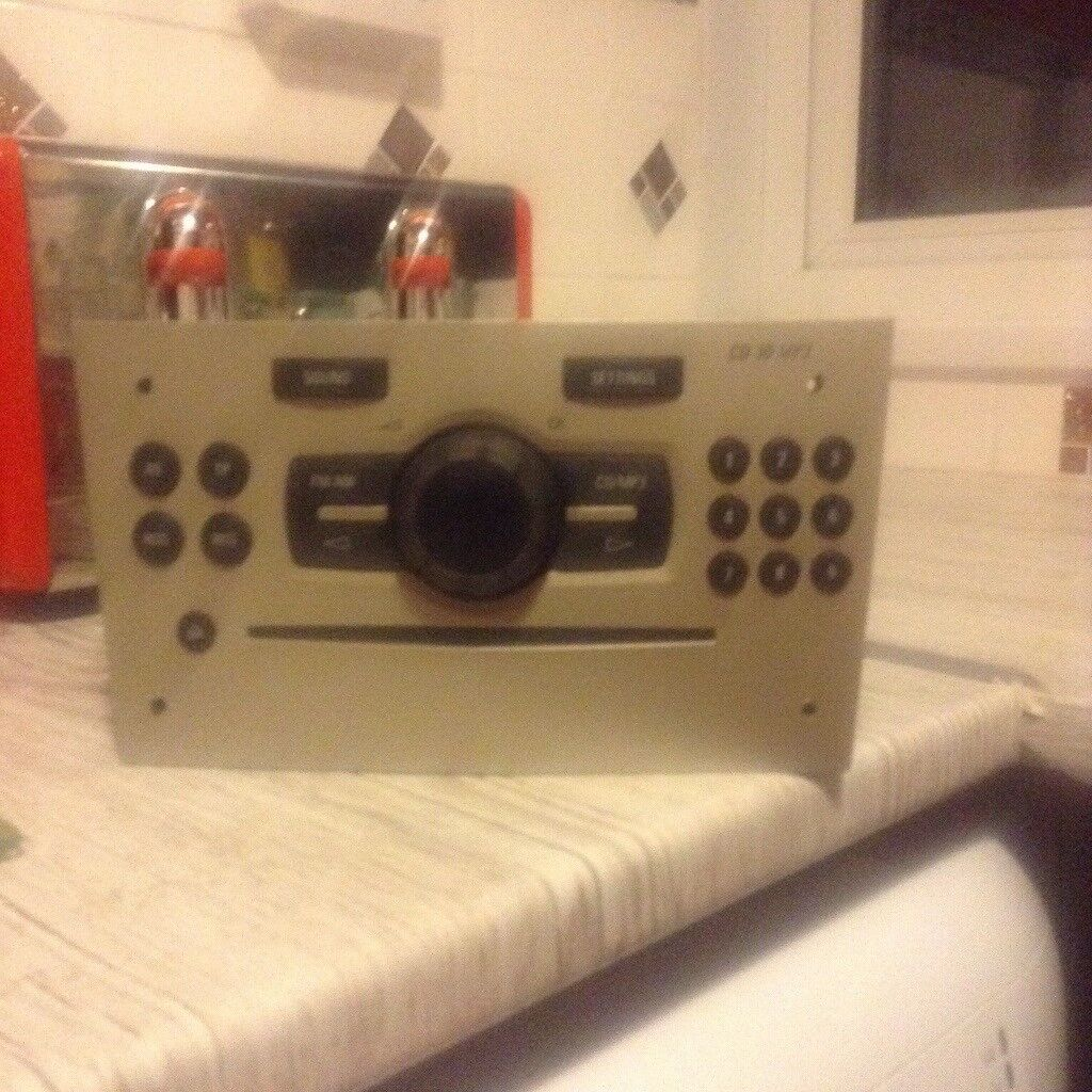 Vauxhall Cd30 Mp3 In Stechford West Midlands Gumtree Wiring