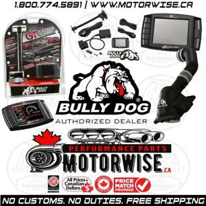 Bully Dog Performance Tuners | Cold Air Intake | Free Shipping Canada Wide | Browse & Shop at www.motorwise.ca