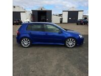 blue r32 5 door fvsh full heated leather seats