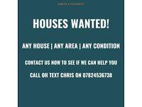 LOOKING FOR HOUSES IN RUNCORN