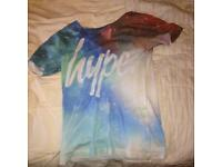 Mens Hype T-Shirt Small