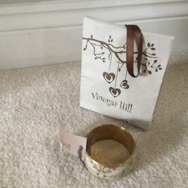 Vinegar hill patterned bangle