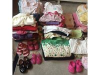 Baby Girl Clothes Bundle