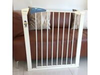 Lindam Baby safety gate, good condition,