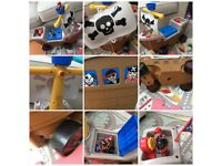 Children's LITTLE TIKES Play & Scoot Pirate Ship Ride-On for Toddlers