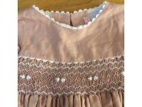 La Coqueta Smock Dress - perfect condition - 5 years old
