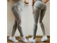 Seamless yoga leggings S-XL