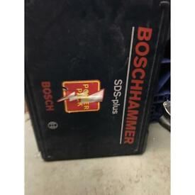 Bosch 24V Fast Charger and box