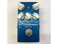 Wampler Ego Compressor Guitar Effects Pedal, Rare Early Version