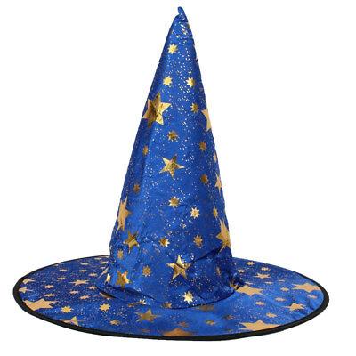 Kinder Kleinkind Hexenhut Halloween Party Kostüme Hexe Verkleidung Zubehör
