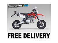 KURZ RT1 125 Supermoto - Pit Bike - Learner Suitable - Pitbike