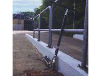 Fully street ready custom scooter