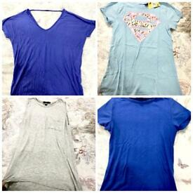 Tops bundle size 4 and size 6