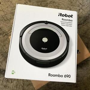 iRobot Roomba 690 Wi-Fi Vacuum Robo $399.99 AVAILABLE AT 984 ST CLAIR AVE WEST,