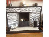 1960 s fireplace