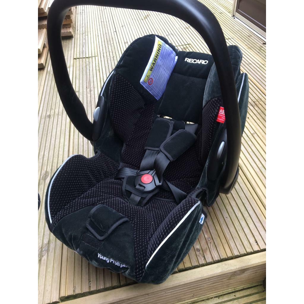 Recaro Baby Car Seat In Broxburn West Lothian Gumtree