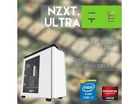 NZXT. ULTRA TE POWER EFFICIENT GAMING PC // 6700TE / 8GB DDR3 Ram / 2TB SATA & 250 EVO SSD