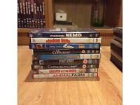 Fantastic DVD bundle