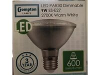 Pack of 30 led lamps - Quick sale