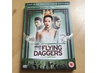 House Of Flying Daggers (DVD, 2005)