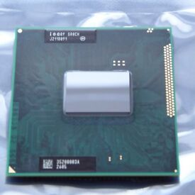 INTEL (R) CORE(TM) I5-2450M 2.50ghz 2ND GEN CPU PROCESSOR