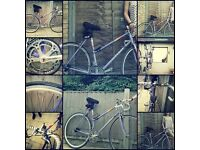 Ladies Peugeot road bike