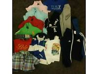Child's Clothing aged 3-4