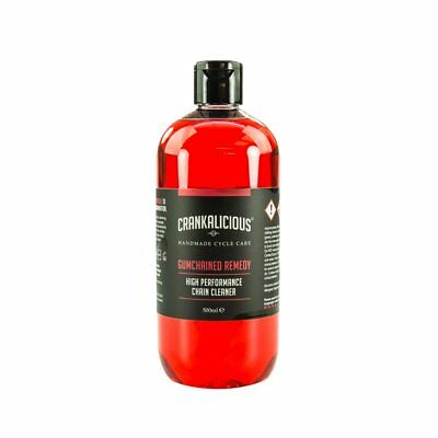 Crankalicious Cycle Care Gumchained Remedy Bike Chain Cleaner 500ml