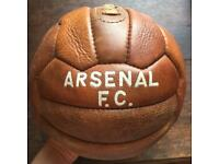 Genuine Retro Arsenal Football