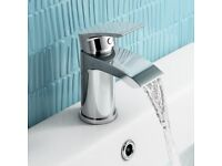 Wave cloakroom basin mono tap (brand new)
