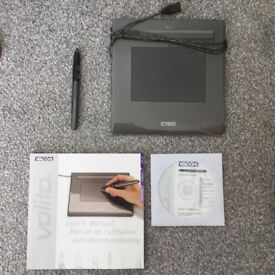 Complete Wacom The Pen for your PC Volito2 Tablet Volito 2 - Draw Drawing Paint