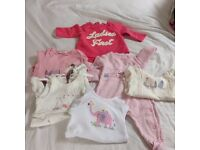 Baby Girl clothes from NEXT, GAP AND MOTHERCARE excellent condition