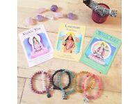 Healing Lights Tarot, Angel and Oracle card Readings and Energy Medicine (remotely or in person)