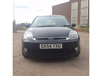 2004 Ford Fiesta Black 3 Door 1.4L Years MOT! OFFERS!