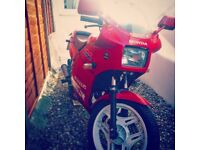 Honda ns125r-L sale or swap no chinese