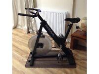 Spin bike commercial grade. Exercise bike