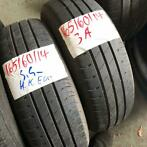 2 x Hankook Kinergy Eco 165-60-14 Zomerbanden 5,5mm