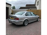 Stunning E39 BMW 525i M Sport Auto. ONLY 80k Miles!! FSH! 2 Owners! 1Yr MOT, Valeted, Serviced