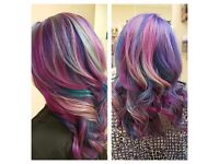 Mobile hairstylist. Cuts, Highlights, Colours.