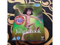 BRAND NEW DISNEY DVD - JUNGLE BOOK