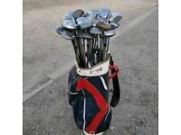 Bag of 20+ golf Woods