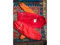 Children's waterproof set