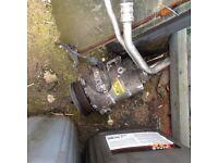 Vauxhall Astra mk5 air con pump!